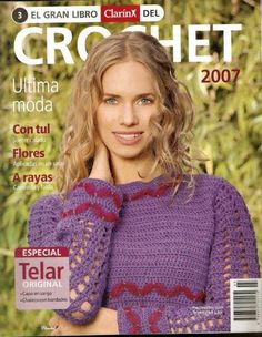 Clarin Crochet 2007-03. Обсуждение на LiveInternet - Российский Сервис Онлайн-Дневников