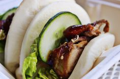 Chicken Teriyaki Bao