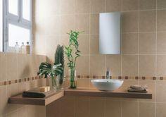 43+Calm+And+Relaxing+Beige+Bathroom+Design+Ideas