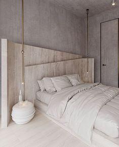 Luxury Bedroom Design, Bedroom Bed Design, Home Room Design, Home Interior Design, Interior Architecture, Interior Colors, Decoration Bedroom, Home Decor Bedroom, Ikea Bedroom