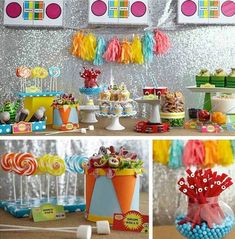 Yo Gabba Gabba Birthday Party with Lots of Cute Ideas via Kara's Party Ideas KarasPartyIdeas.com #YoGabbaGabba #GenderNeutral #PartyIdeas #S...