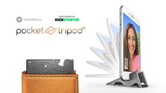 Pocket Tripod | The only phone tripod you need. project video thumbnail