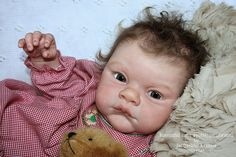GrAnT CoMpLeTe DoLL KiT for Reborn WiTh DVD