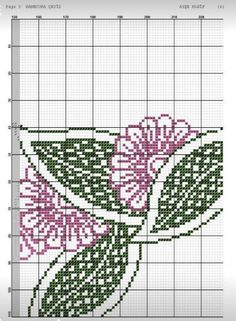 Cross Stitch Tree, Cross Stitch Heart, Cross Stitch Borders, Cross Stitch Designs, Cross Stitch Patterns, Beaded Embroidery, Hand Embroidery, Filet Crochet Charts, Flowers