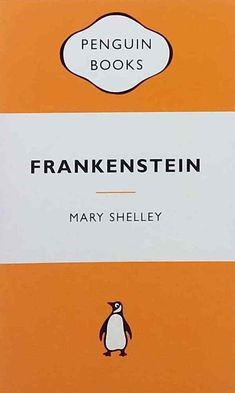 Frankenstein by Mary Wollstonecraft Shelley Popular Penguins very good used cond Mary Shelley, Penguin Books, Frankenstein, Writings, Penguins, Popular, Humor, Cheer, Most Popular