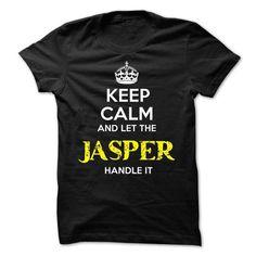 JASPER KEEP CALM Team - #unique gift #gift table. GET IT => https://www.sunfrog.com/Valentines/JASPER-KEEP-CALM-Team-56997393-Guys.html?68278