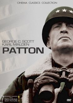 Best Picture Oscar winners in my lifetime. 1970. Patton...this is still my No. 1 favorite movie