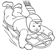Dog Sled Coloring Pages Lovely Sledding Coloring Pages and Pictures Free Kids Coloring Pages, Penguin Coloring Pages, Coloring Pictures For Kids, Dog Coloring Page, Online Coloring Pages, Disney Coloring Pages, Coloring Book Pages, Coloring For Kids, Christmas Colors