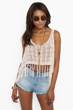 i love this style the torn ends with beads !!!! love love love