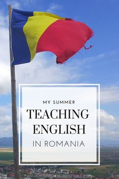 My first experience as a Teaching TEFL in Romania at a Summer Camp. It was one of the best experiences of my life. Here's why.