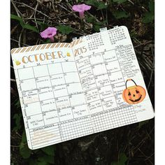 """""""Day 2: """"My October Setup"""" #planwithmechallenge"""" Photo taken by @plans_for_me on…"""