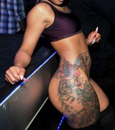 Resultado de imagem para tattoo abdomen feminino