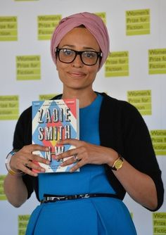 I can't wait to read Zadie Smith's new book.