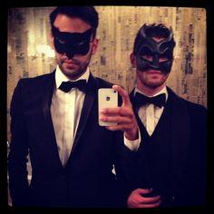 Masquerade guys beautiful sex