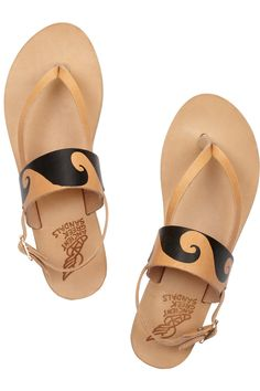b7e283c2d7ae12 Ancient Greek Sandals - Amphitrite leather sandals
