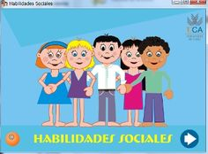 CoSqUiLLiTaS eN La PaNzA BLoGs: HABILIDADES SOCIALES EN LOS NIÑOS Assertiveness, My Emotions, School Counseling, I School, Social Skills, Speech Therapy, Early Childhood, Activities For Kids, Family Guy