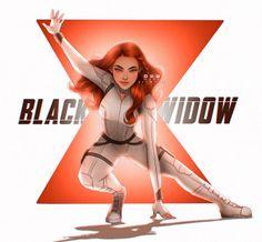Marvel Fan Art, Marvel Women, Marvel Funny, Marvel Avengers, Black Widow Scarlett, Black Widow Movie, Black Widow Natasha, Black Widow Marvel Art, Marvel Universe