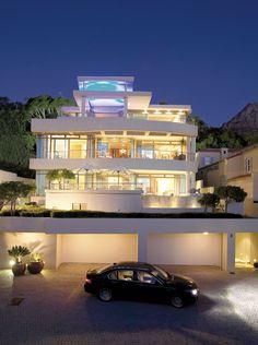 Clifton home, Cape Town