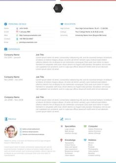 Adobe Illustrator Resume Template Best Free Resume Templates In Psd And Ai In 2017 Colorlib, Best Free Resume Templates In Psd And Ai In 2017 Colorlib, Adobe Resume Template Adobe Illustrator Resume Template Sample, Best Free Resume Templates, Free Resume Examples, Resume Design Template, Cv Template, Design Resume, Psd Templates, Website Template, Curriculum Vitae Chile, Curriculum Vitae Online