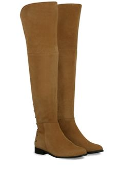 Leighton Camel Suede womens-boots list...duoboots.com..for wide calf