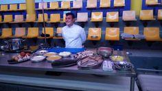 """Gonzalo García en Twitter: """"Impresionante experiencia gastronómica con…"""