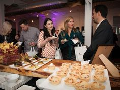 An Awesome VIP Night At Toronto Event Venue The Burroughes - EventSource.ca Blog #food #catering #caterers #toronto #wedding