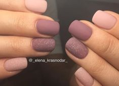 beauty How to Make DIY Matte Nails at Home Wedding Mountain Peak Nails, Matte Nail Colors, Matt Nails, Gelish Nails, Matte Gel Nails, Gel Manicures, Nail Polish, Wie Macht Man, Shiny Nails