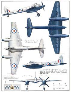 DH Hornet F Mk 1