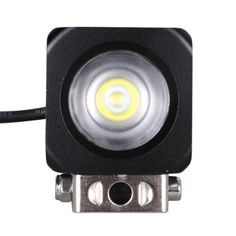 10W Heavy Duty Flood LED Work Light Lamp Off Road Car Jeep /Truck/ATV SUV Driving Lamp 10-30V 12V/24V 800Lm 6500K Waterproof by hossen. $45.99. Description: This LED work light is equipped with the brand new 10 watt LED technology, with each 10 watt  Lamp producing 800 lumens making them the brightest LED work lamp on the market in only a  2 inch x 2 inch square housing. Not only are they the brightest, they are the most efficient  with drawing only 0.75 amps due ...