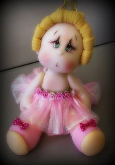 #Webiscuit - Decoração Infantil - Boneca Tati