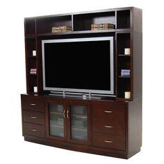 H-Loft Plasma TV Unit