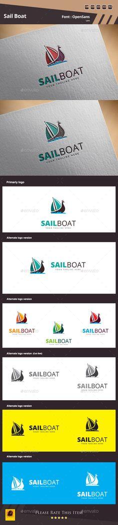 Sail Boat Logo Template (Transparent PNG, JPG Image, Vector EPS, AI Illustrator, TIFF Image, Resizable, CS, apps, boat, business, club, equipment, internet, journey, marketing, member, membership, organization, recreational, sail, sailboat, sailing, sea, seaside, ship, sport, wind, yacht)