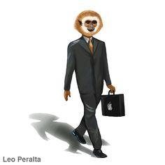 #monkey #mac #apple #Gibón #Iphone6