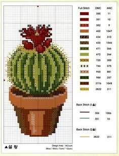 Thrilling Designing Your Own Cross Stitch Embroidery Patterns Ideas. Exhilarating Designing Your Own Cross Stitch Embroidery Patterns Ideas. Cactus Cross Stitch, Mini Cross Stitch, Cross Stitch Flowers, Free Cross Stitch Charts, Counted Cross Stitch Kits, Cross Stitch Designs, Cross Stitch Patterns, Cross Stitching, Cross Stitch Embroidery
