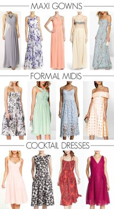 8899a6a582bc Affordable wedding guest attire - dresses for every body shape   budget