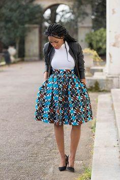 Image of NEW Sama Skirt