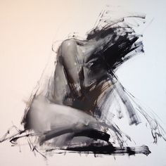 Wild loose emotionally figure gestures speak to me. Zin Lim - ALLEGRO NO.4 (Spiccato)