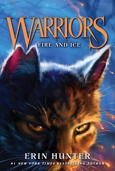 Warriors Fire and Ice- New Cover