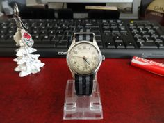 Vintage Croton Swiss Watch w/ 16mm Military NATO Band! #Croton #LuxuryDressStyles