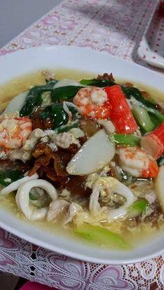 Singapore Home Cooks: Hor fun by Zann Teo