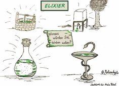 Da ich eine #Vision bzw. #Strategie #Illustration erstellen möchte, habe ich mich heute mit dem Wort #Elixier beschäftigt. Was spricht Sie am meisten an? Positive Energie, Workshop, Sketches, Illustration, Pain Management, Too Busy, Drawings, Atelier, Work Shop Garage