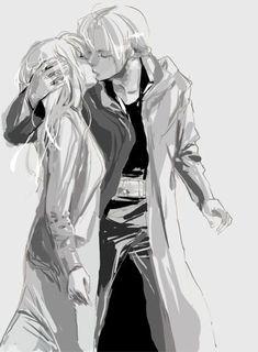 Fullmetal Alchemist: Brotherhood - Eric and Winry