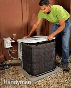 Tips for Fixing Noisy Air Conditioners - Article | The Family Handyman