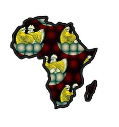Africa INSTANT DOWNLOAD Applique. Machine Embroidery Design Digitized File by DChaseDesigns on Etsy https://www.etsy.com/listing/153951486/africa-instant-download-applique-machine