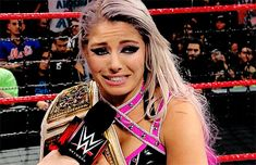 Alexa Bliss is the Raw Women's Champion!