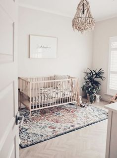 Room Design Makes Everyone Happiness It's time to decorate the nursery! How exciting! Here you'll get inspired by our nursery design ideas. It's time to decorate the nursery! How exciting! Here you'll get inspired by our nursery design ideas. Baby Bedroom, Nursery Room, Girl Nursery, Girl Room, Kids Bedroom, Nursery Decor, Nursery Ideas, Bedroom Ideas, Bohemian Nursery