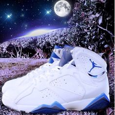 Air Jordan Retro VII #jordan #sneaks ! For my boyfriend !! I'm thinking he would love these !
