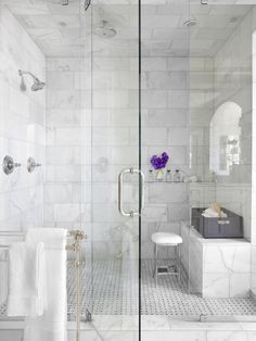 Shower Niche Provides Useful Storage And Keeps Things