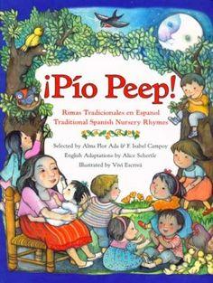 Pio Peep! Traditional Spanish nursery rhymes