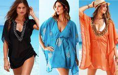 Moda: Saídas de praia ditam a moda no verão